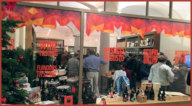 Biella Temporary Store